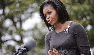 Michelle Obama nie chce widzieć Komorowskiego?