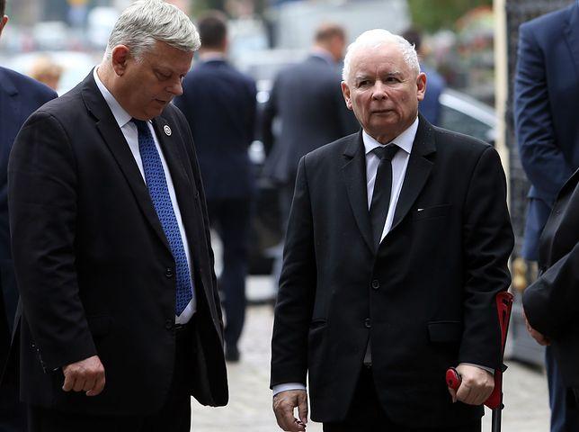 """Partia PiS nie zajmie się wyjaśnieniem sprawy """"układu radomskiego"""". Prezes Kaczyński już wszystko wie."""
