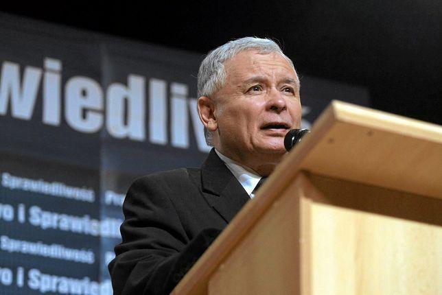 """Jarosław Kaczyński podkreślał, że Łódź to """"miasto, któremu można nadać blask"""""""