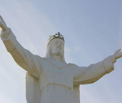 Pomnik Chrystusa w Świebodzinie powstał w 2010 roku