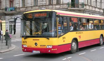 Znaczny spadek produkcji autobusów w Polsce