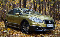 Suzuki SX4 S-CROSS 1.6 DDiS 4WD 6MT Elegance – TEST