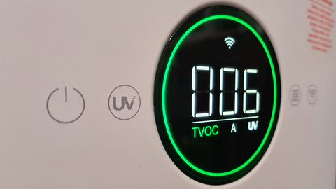 Test Viomi Smart Air Purifier Pro (UV): Oczyszczacz powietrza z WiFi
