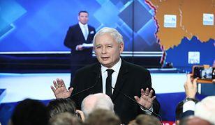 Zdaniem Jarosława Kaczyńskiego, jego partia powinna walczyć z fake newsami