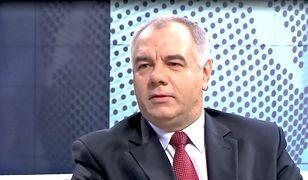 Jacek Sasin z PiS
