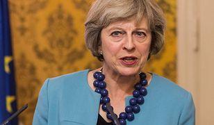 """Theresa May podkreślała w parlamencie, że w Londynie """"nie ma miejsca"""" dla skorumpowanych rosyjskich elit"""
