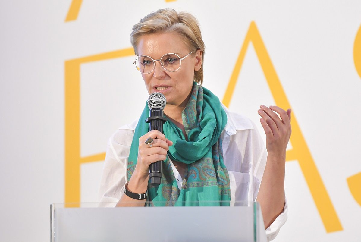 Paulina Młynarska odniosła się do swojej ostatniej wypowiedzi o Jurku Owsiaku