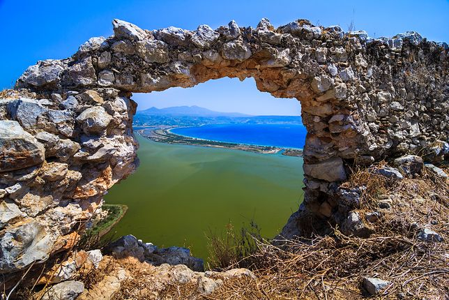 Atrakcje Grecji - najpiękniejszy zakątek Peloponezu