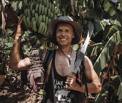 W Tanzanii odkrył małe banany kisukari