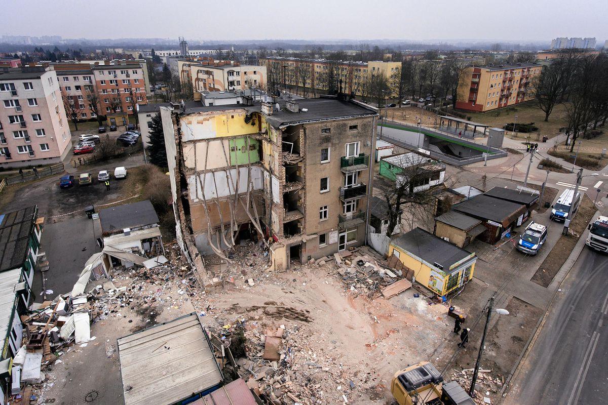 Wybuch kamienicy w Poznaniu. Są wyniki sekcji zwłok