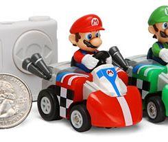 Gadżety: zdalnie sterowany gokart Mario