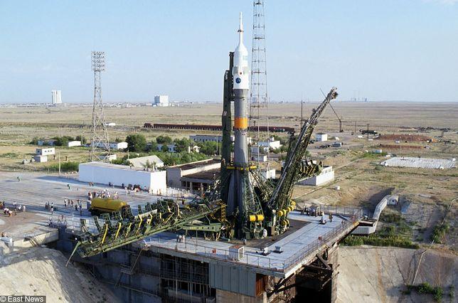 Rosja chce polecieć na Księżyc. Może tam powstać stacja badawcza.