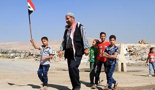 Damaszek przekonuje, że uchodźcy bezpiecznie mogą wracać do domów