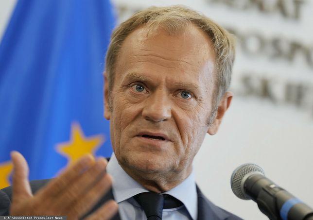 Sondaż dla WP. Czy Donald Tusk odbierze władze PiS? Polacy mocno podzieleni