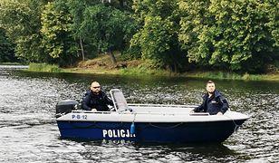 Tragiczny wypoczynek w rzeszowskim zalewie. Zmarł 42-latek, który nie wypłynął z Wisłoka