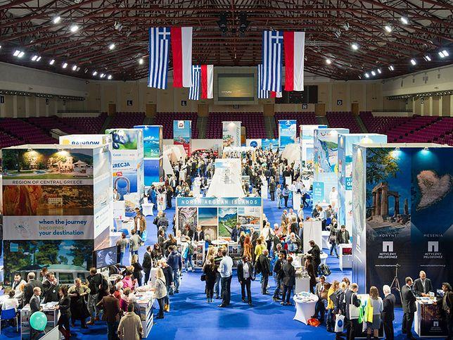 I edycja targów Grecka Panorama i Cypr, które odbyły się w dniach 11-13 grudnia 2015 r. na warszawskim Torwarze