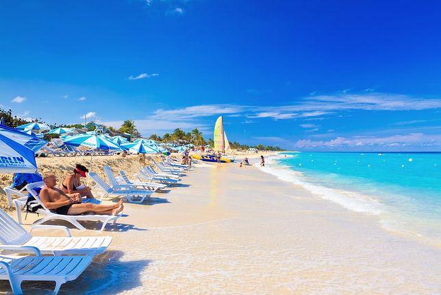 Cayo Santa Maria to bajeczna plaża o miękkim, pudrowym piasku