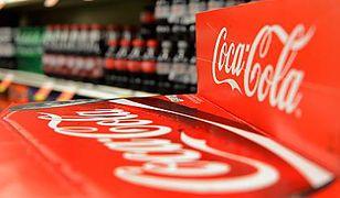 Sprzedaż Coca-Cola w Polsce w dół