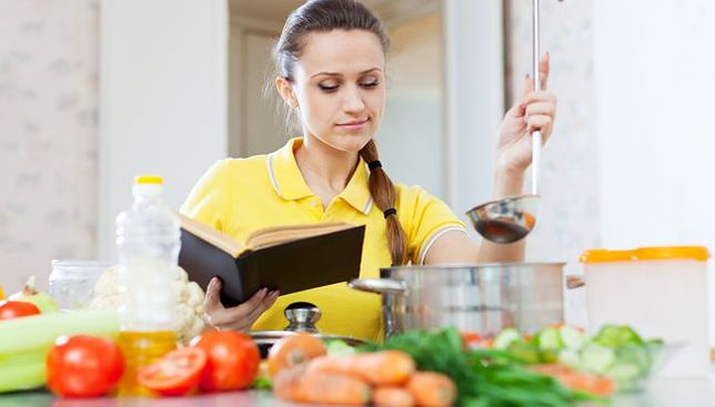 Zdrowe odżywianie w wersji domowej