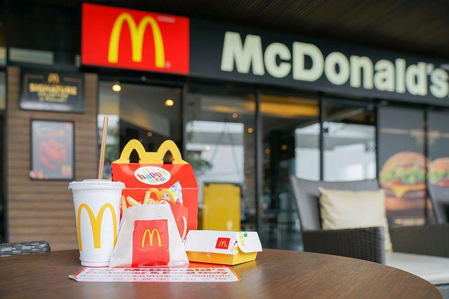 McDonald's odchudza zestawy Happy Meal i rezygnuje ze sztucznych dodatków