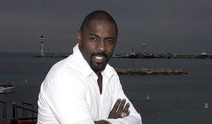 Idris Elba nie umie po amerykańsku