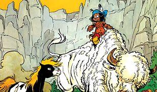 Yakari i biały bizon, tom 2