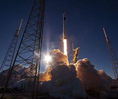 Po raz pierwszy będą tak dobre warunki, by zobaczyć Falcona 9 nad Polską