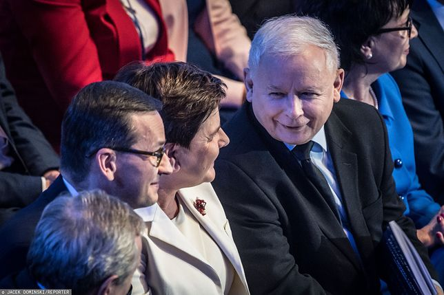 Wybory parlamentarne 2019. Jarosław Kaczyński wzywa Polaków, by poszli na wybory