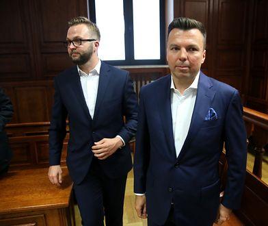 Konrad Lassota i Marek Falenta