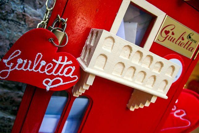 Ludzie listy piszą… do Julii w Weronie