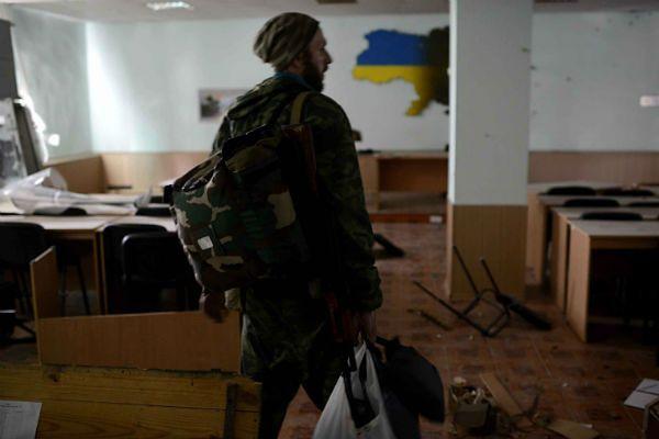 Ukraina: krytyczna sytuacja w obwodzie ługańskim. Separatyści okrążyli żołnierzy rządowych