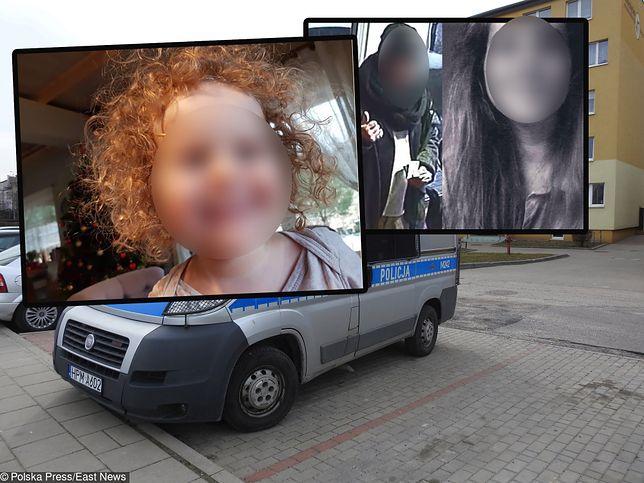 Amelka i Natalia zostały odnalezione w piątek.