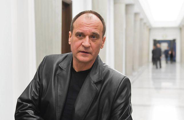 Paweł Kukiz, lider ruchu Kukiz'15
