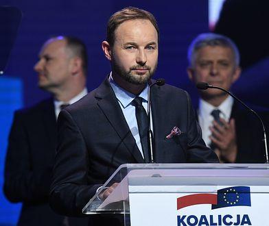 """Wybory do Parlamentu Europejskiego 2019. Tomasz Frankowski jest """"jedynką"""" Koalicji Europejskiej na Podlasiu"""