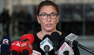 Beata Mazurek będzie startować do PE