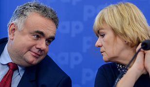 Tomasz Sakiewicz i Dorota Kania nie mają zaufania do sędziego Sterkowicza