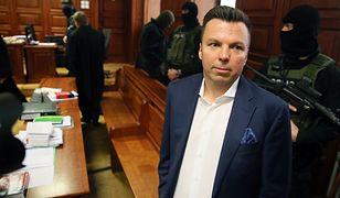 Falenta spędzi w więzieniu 2,5 roku