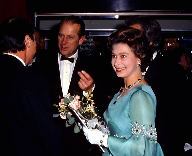 Królowa Elżbieta i książę Filip są małżeństwem od siedmiu dekad