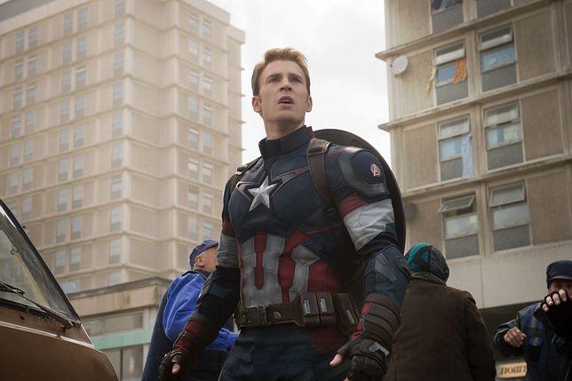 """Chris Evans żegna się z rolą Kapitana Ameryki. """"To dla mnie trudna decyzja"""""""