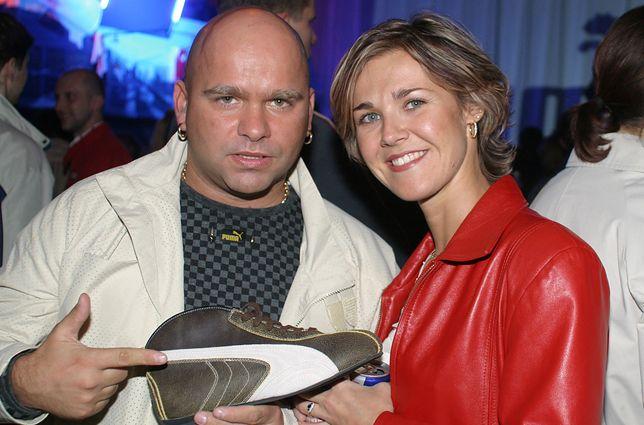 Klaudiusz Sevkovic z żoną