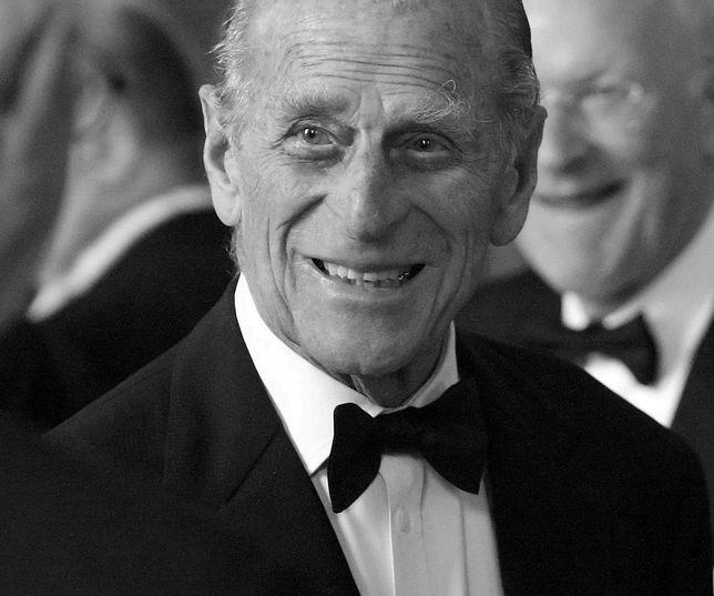 Książę Filip zmarł 9 kwietnia 2021 r.