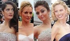 Kreacje z czerwonego dywanu w Cannes