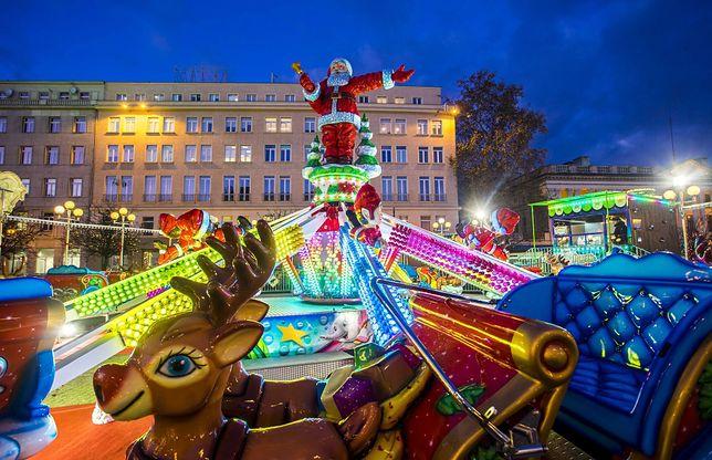 4 grudnia 2018 roku. Betlejem Poznańskie na Placu Wolności.