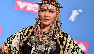 Madonna w afrykańskim stroju podczas MTV VMA 2018 złożyła hołd Arethcie Franklin
