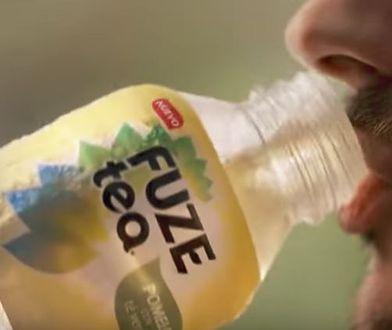 Fuzetea to nowość od Coca-Coli w Polsce. Zastępuje dobrze znaną markę