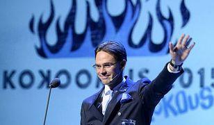 Były fiński premier Katainen będzie komisarzem ds. gospodarczych