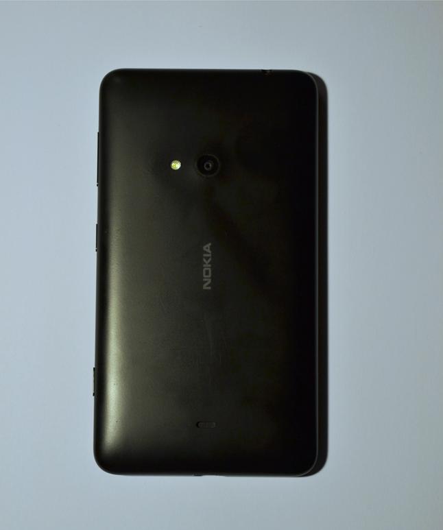 Lumia 625 - tył urządzenia