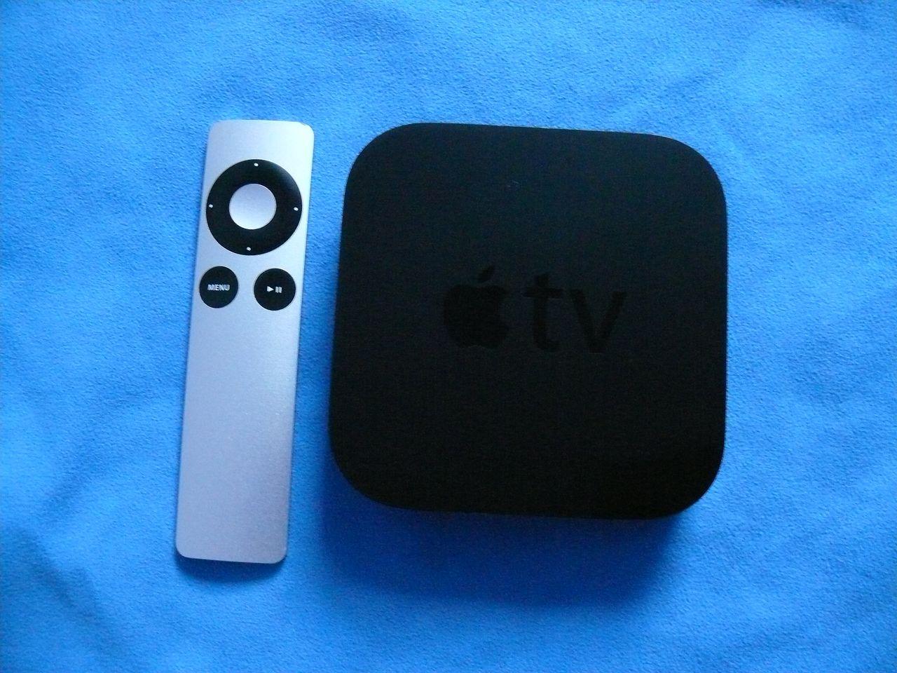 Weekend z Apple TV