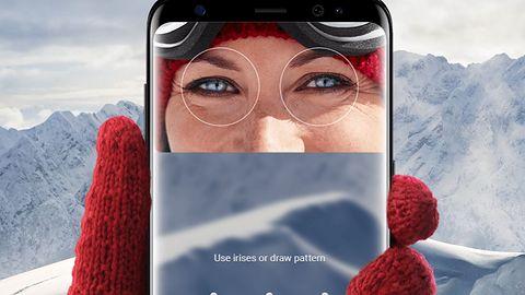 Biometria w Galaxy S8 sprawia, że najlepszą blokadą może być PIN