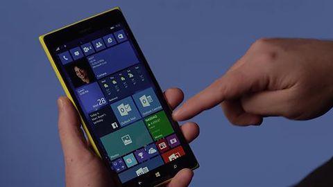 Windows 10 Mobile rodzi się w bólach. Microsoft udostępnia kolejne wersje testowe